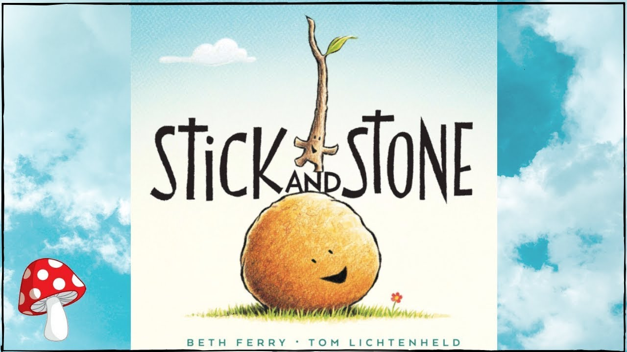 stick and stone book cover by beth ferry