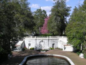 Georgian Court University Sunken Garden